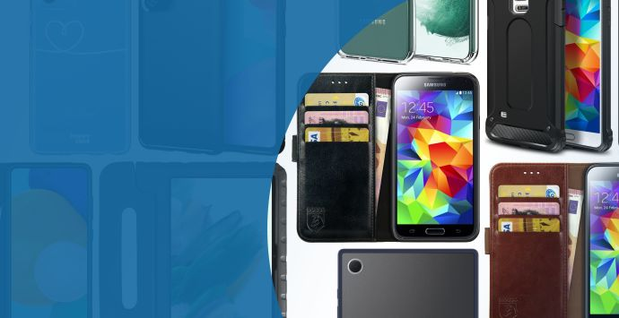 Alle Samsung Galaxy S5 hoesjes