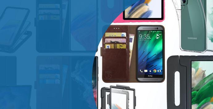 Alle HTC One M8 hoesjes