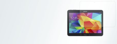Samsung Galaxy Tab 4 (10.1) screen protectors