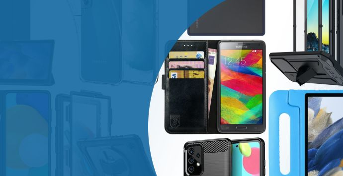 Alle Samsung Galaxy Note 4 hoesjes