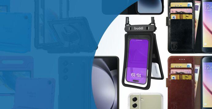 Alle Samsung Galaxy S6 hoesjes