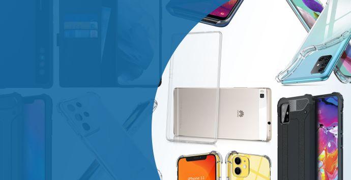 Alle Huawei P8 hoesjes
