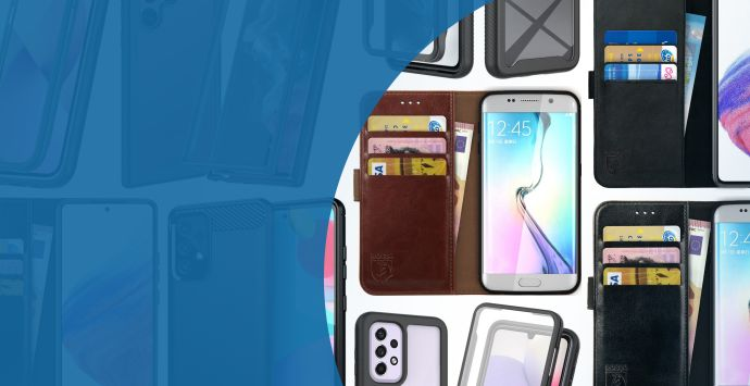 Alle Samsung Galaxy S6 Edge hoesjes