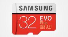 Samsung Galaxy J1 Geheugenkaarten