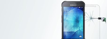 Samsung Galaxy Xcover 3 screen protectors