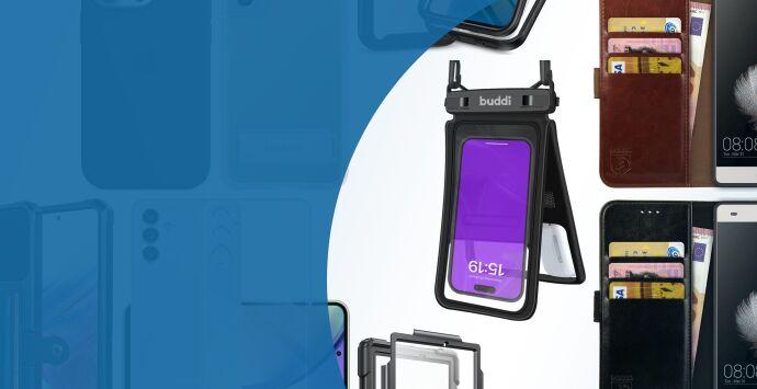 Alle Huawei P8 Lite hoesjes