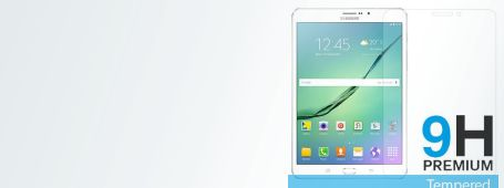 Samsung Galaxy Tab S2 (8.0) screen protectors