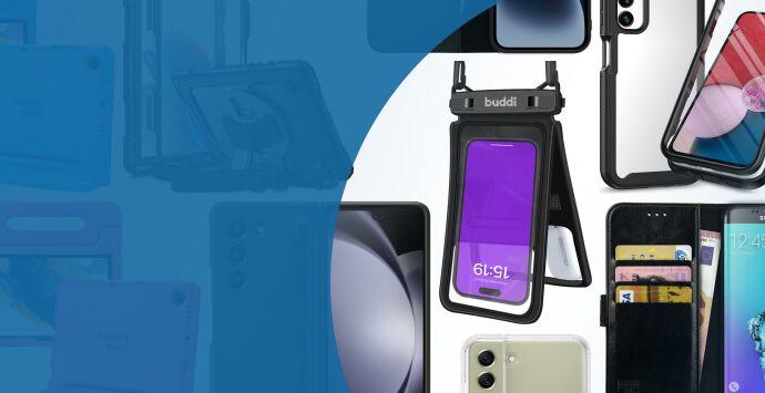 Alle Samsung Galaxy S6 Edge Plus hoesjes
