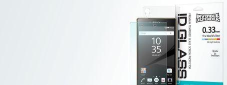 Sony Xperia Z5 Compact screen protectors