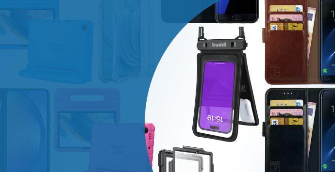 Alle Samsung Galaxy S7 Edge hoesjes