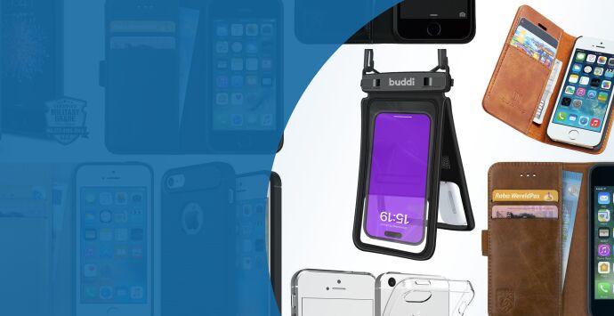 Alle iPhone SE / 5S / 5 hoesjes