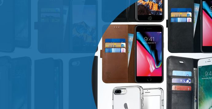 Alle iPhone 7 Plus hoesjes