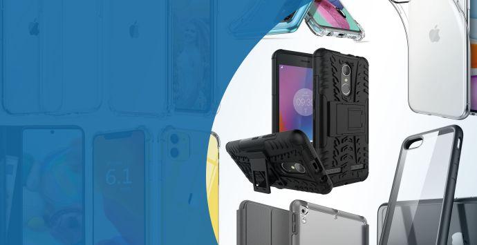 Alle Lenovo K6 hoesjes