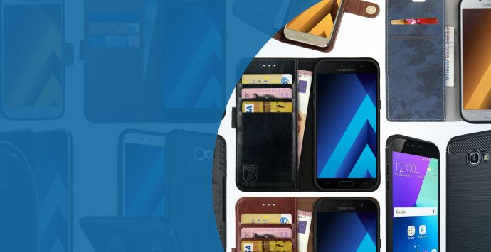 Alle Samsung Galaxy A5 (2017) hoesjes