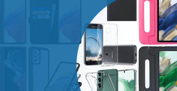 Alle Samsung Galaxy J3 (2017) hoesjes