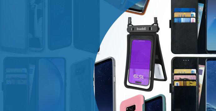Alle Samsung Galaxy S8 Plus hoesjes