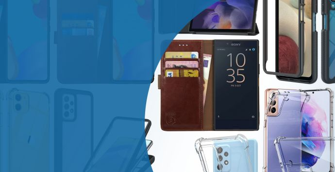 Alle Sony Xperia XZ Premium hoesjes