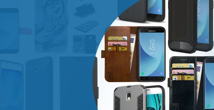 Alle Samsung Galaxy J5 (2017) hoesjes