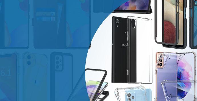 Alle Sony Xperia XA1 Ultra hoesjes