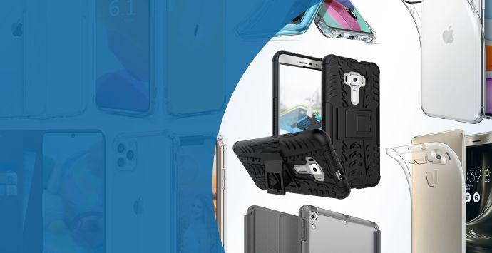 Alle Asus ZenFone 3 (5.5) hoesjes