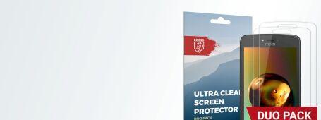 Motorola Moto C Plus screen protectors