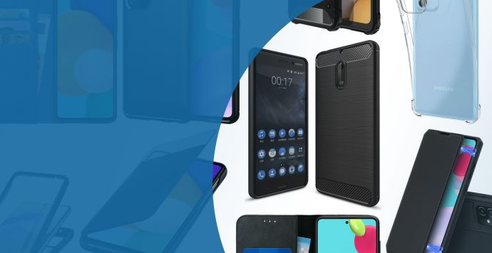 Alle Nokia 6 hoesjes