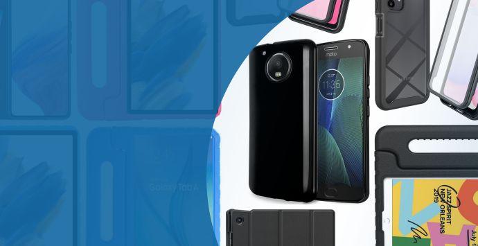 Alle Motorola Moto G5S hoesjes