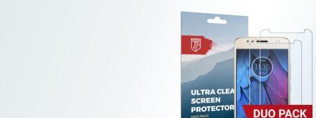 Motorola Moto G5S screen protectors