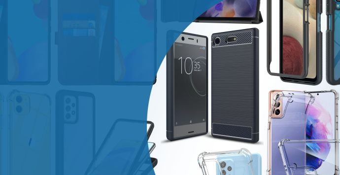 Alle Sony Xperia XZ1 Compact hoesjes