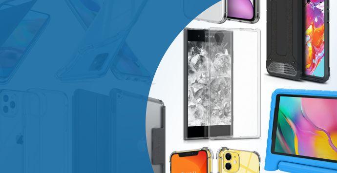 Alle Sony Xperia XA1 Plus hoesjes