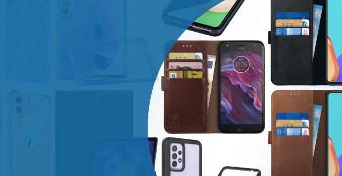 Alle Motorola Moto X4 hoesjes
