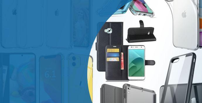 Alle Asus ZenFone 4 Selfie hoesjes