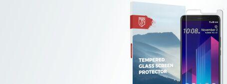 HTC U11+ screen protectors