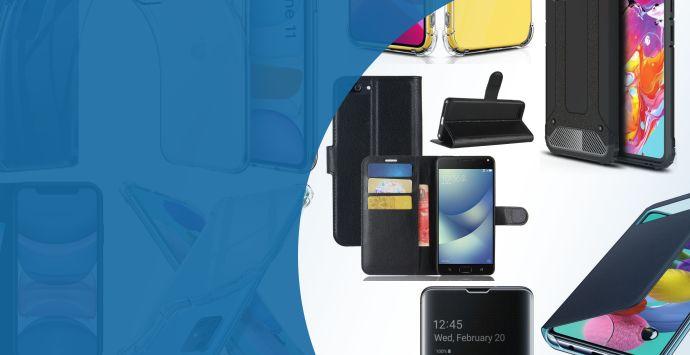 Alle Asus ZenFone 4 Max 5.2 hoesjes