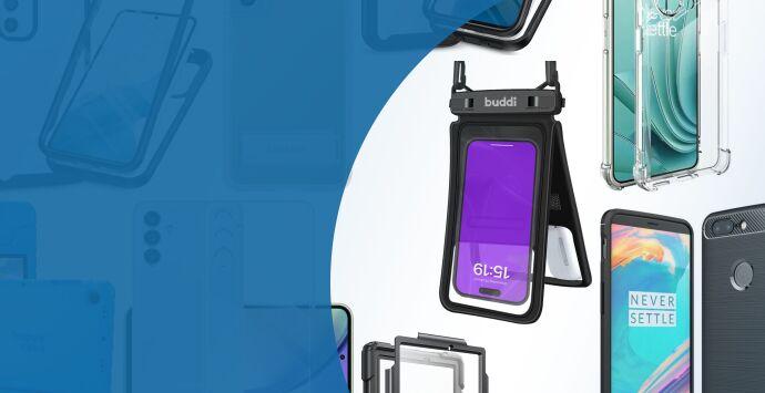 Alle OnePlus 5T hoesjes