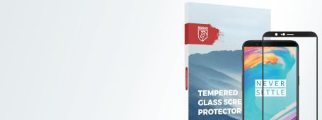 OnePlus 5T screen protectors