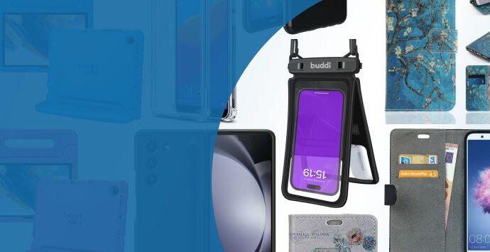 Alle Huawei P Smart hoesjes
