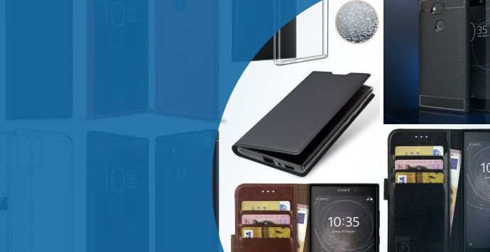 Alle Sony Xperia L2 hoesjes