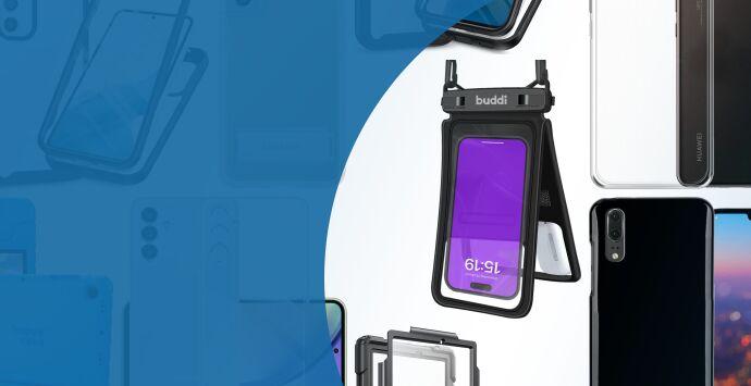 Alle Huawei P20 hoesjes