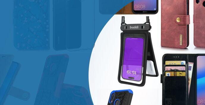 Alle Huawei P20 Lite hoesjes
