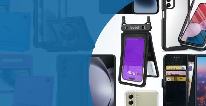 Alle Huawei P20 Pro hoesjes