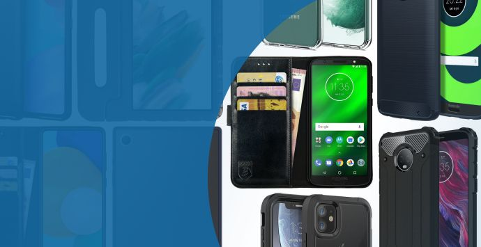 Alle Motorola Moto G6 Plus hoesjes
