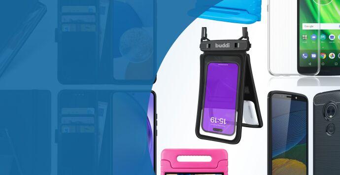 Alle Motorola Moto G6 Play hoesjes