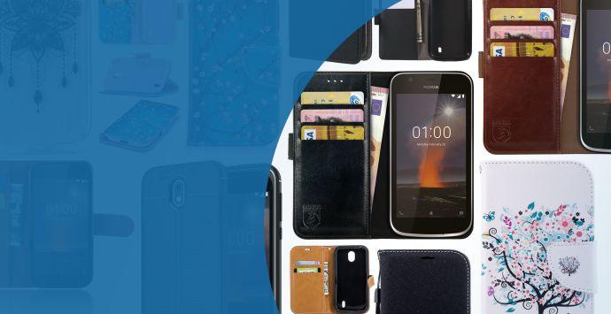 Alle Nokia 1 hoesjes