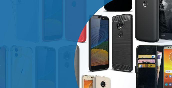 Alle Motorola Moto E5 hoesjes