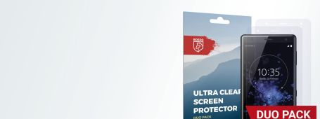 Sony Xperia XZ2 Compact screen protectors