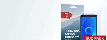 Alcatel 3X screen protectors