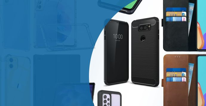 Alle LG V30S ThinQ hoesjes