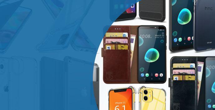 Alle HTC Desire 12 hoesjes