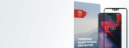 OnePlus 6 screen protectors